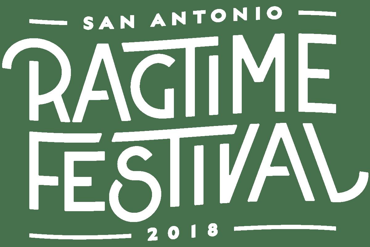 San Antonio Ragtime Festival 2018 logo